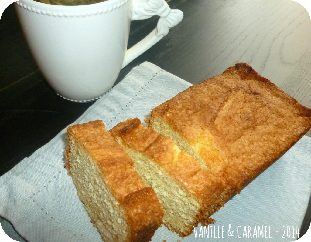Cake Galak 1 Vanille et Caramel