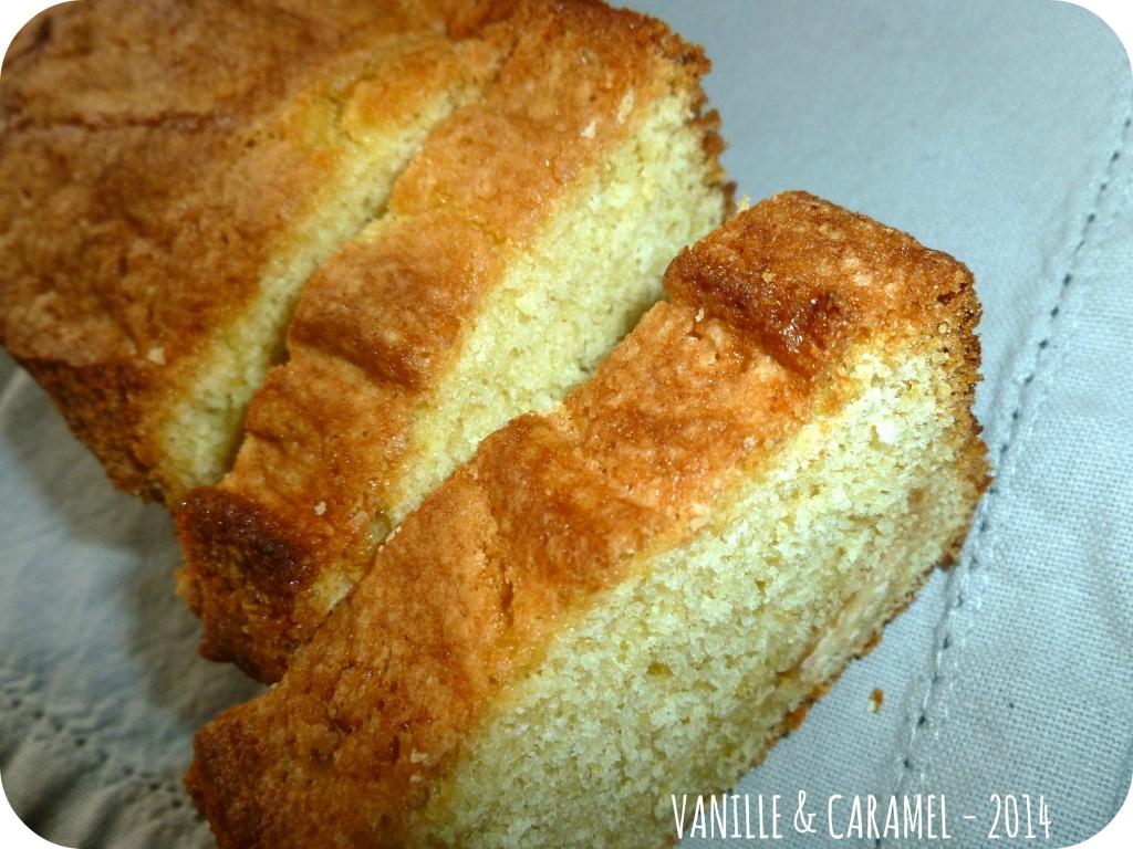 Cake Galak 2 Vanille et Caramel
