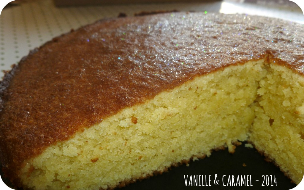 Gateau Nantais 2 Vanille et Caramel
