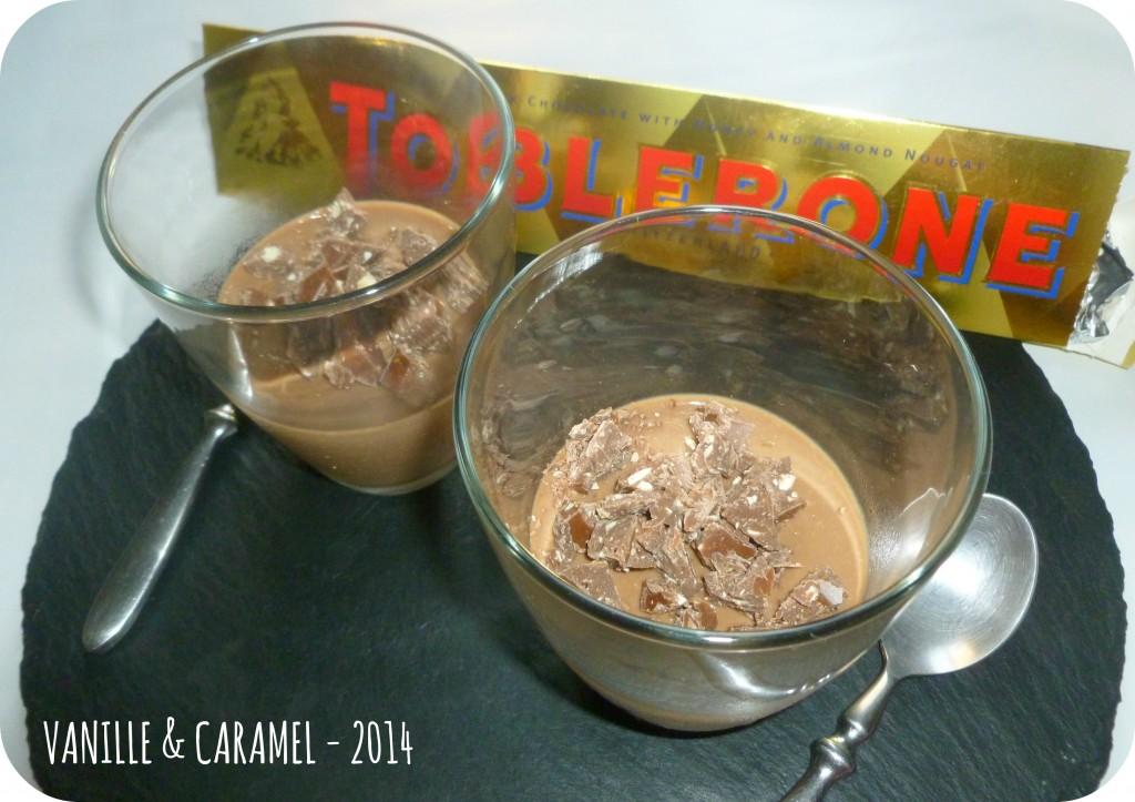 Crème Toblerone