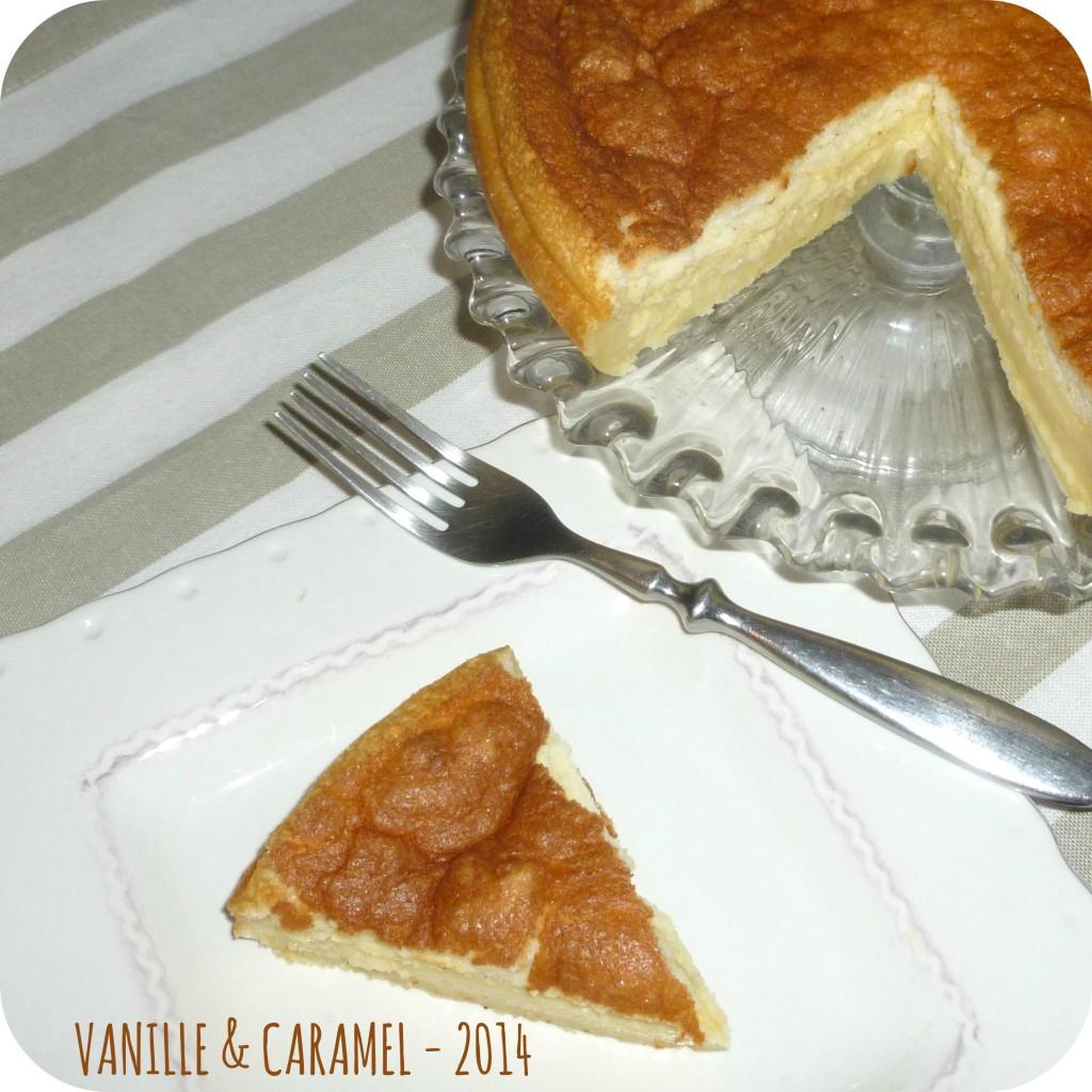 Gateau magique 2 Vanille et Caramel