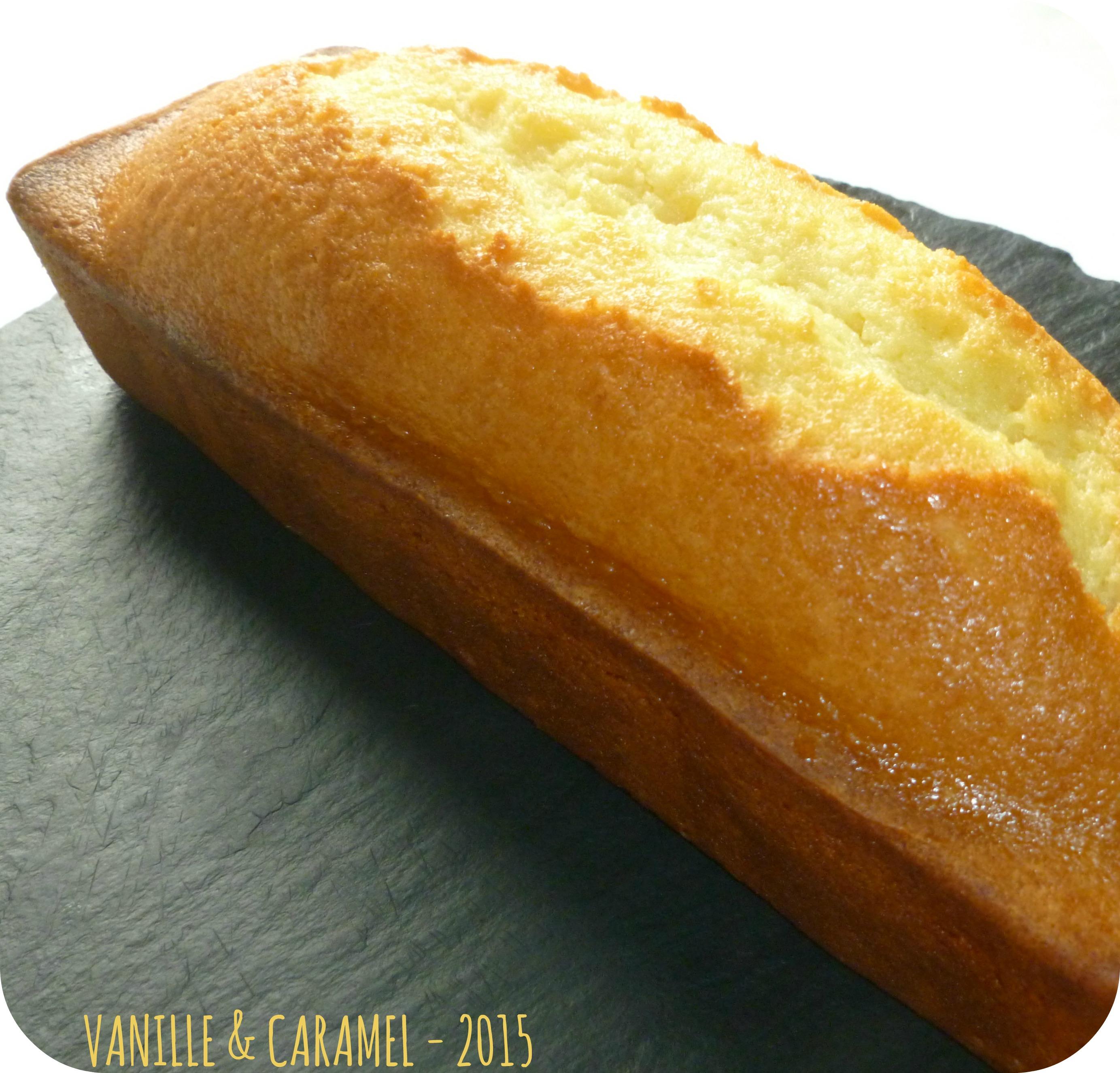 Cake au citron recette de pierre herm vanille caramel for Cake au chocolat pierre herme